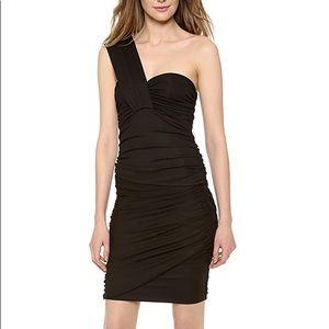 Torn by Ronny Kobo Stav One Shoulder Dress